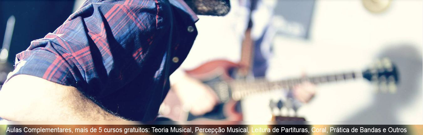 Allemande Escola de Música - Aula de Guitarra