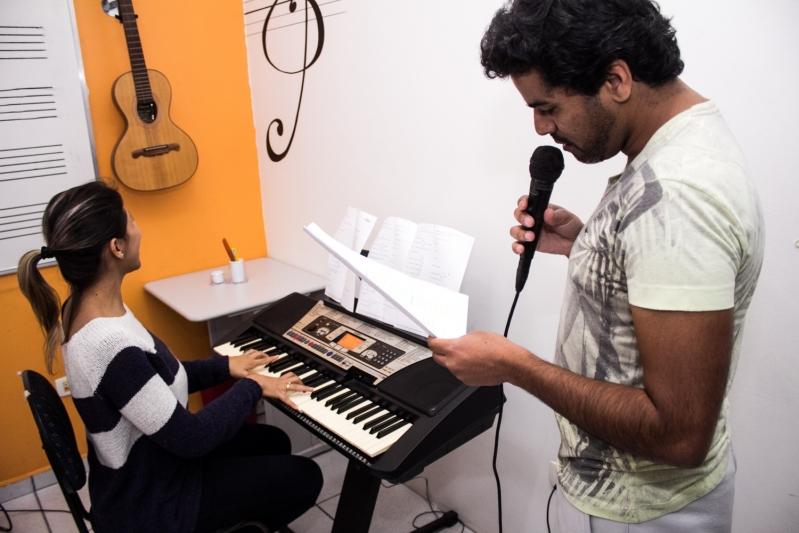 Aula de Canto em Santana - Escola de Canto SP