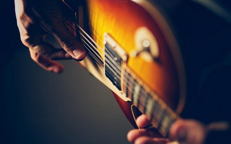 Aula de Guitarra Quanto Custa na Lauzane Paulista - Aula de Guitarra em SP