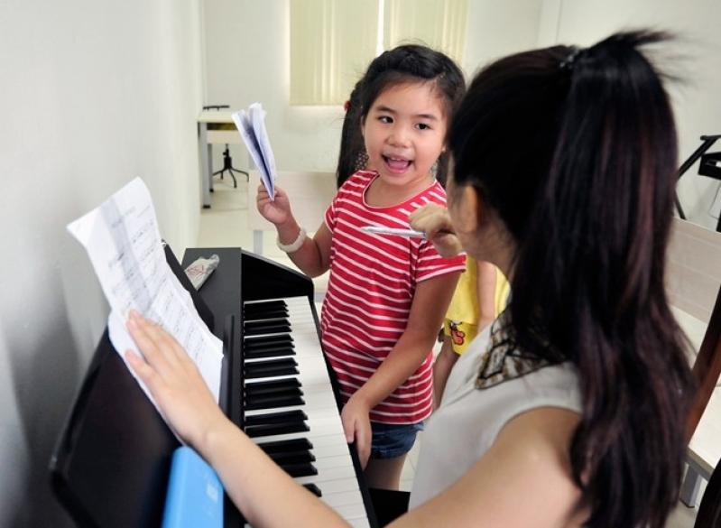 Aula de Piano Avançado Onde Encontrar no Mandaqui - Aula de Piano no Tucuruvi