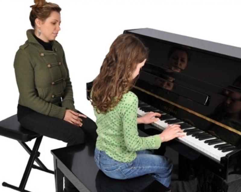 Aula de Piano Avançado Valor no Mandaqui - Aulas de Tocar Piano