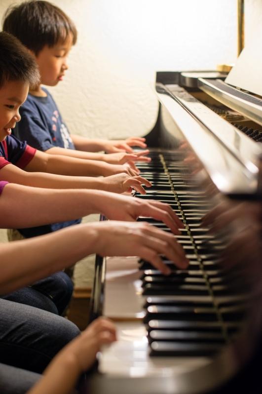 Aula de Piano Clássico Onde Achar no Mandaqui - Aula de Piano Particular
