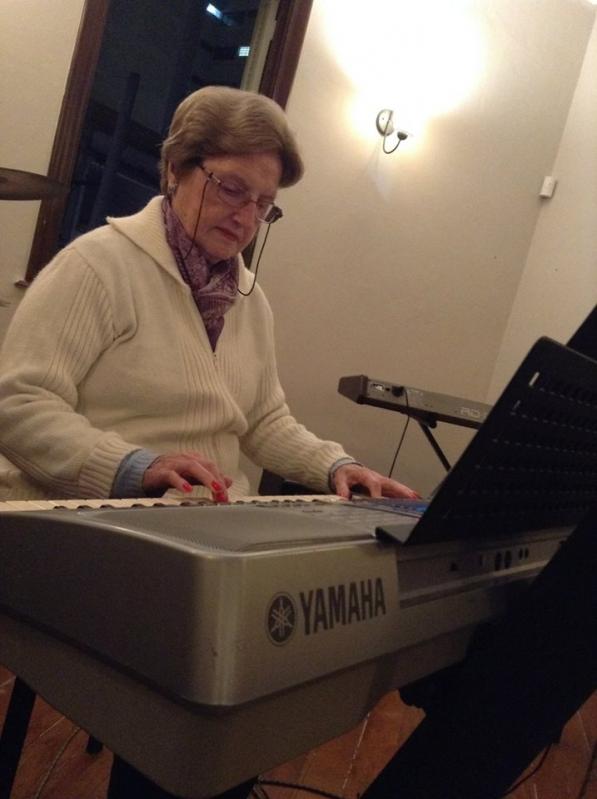 Aula de Piano Iniciante na Freguesia do Ó - Aula de Piano Intermediário