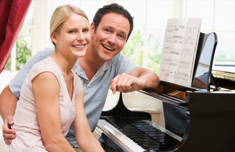 Aula de Piano Quais Os Valores no Imirim - Aula de Piano Valor