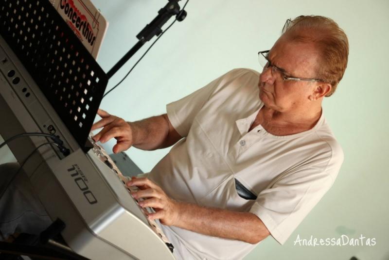 Aula de Teclado Onde Achar em Brasilândia - Aula de Teclado Musical