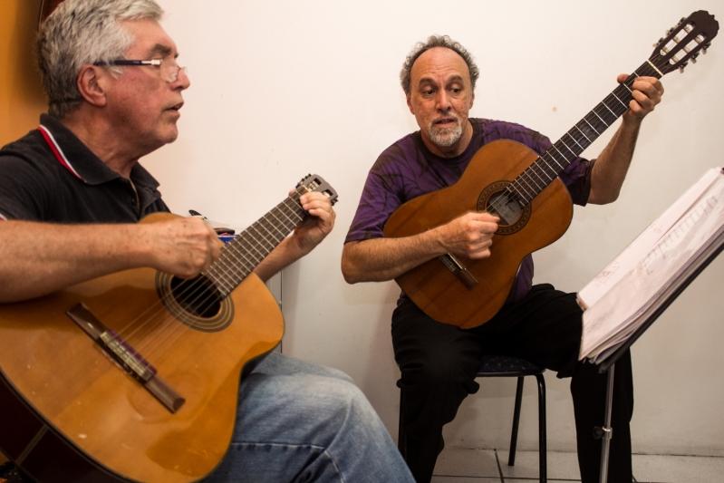 Aula de Violão Onde Achar na Vila Maria - Aula de Violãoem Santana