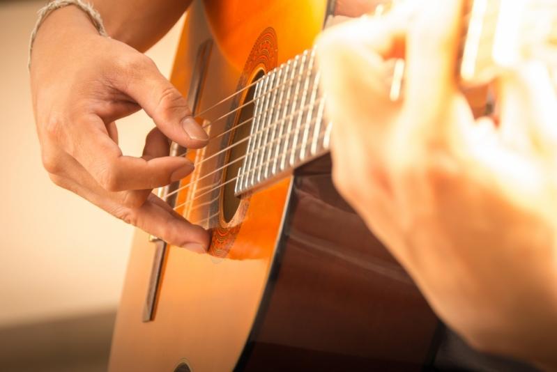 Aula de Violão Quanto Custa na Lauzane Paulista - Aula de Violãoem Santana
