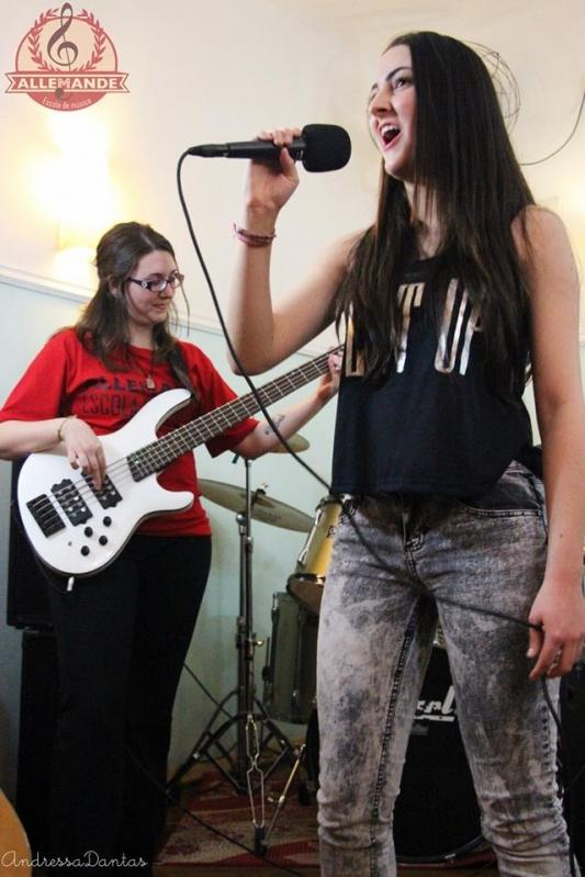 Aula Particular de Canto Valor em Brasilândia - Aula de Canto