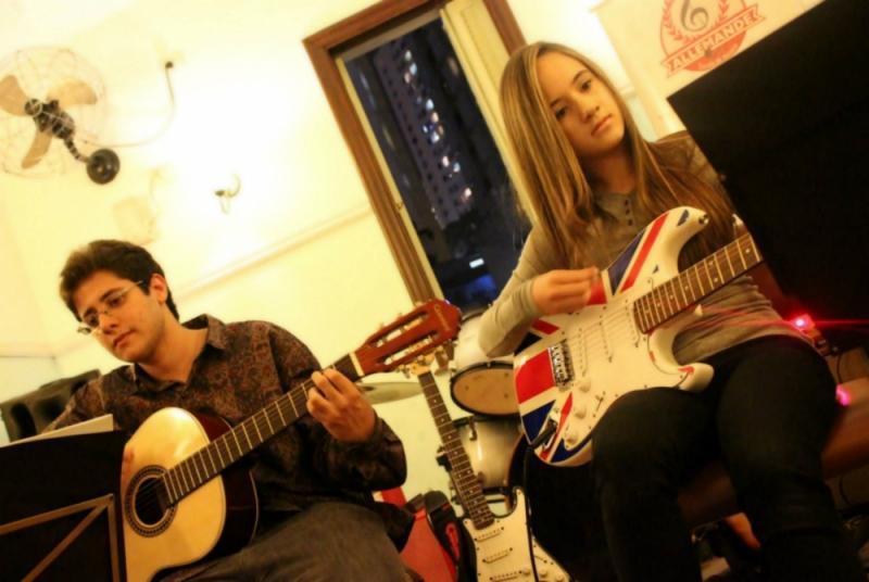 Aulas de Violão na Casa Verde - Quanto Custa Aula de Violão