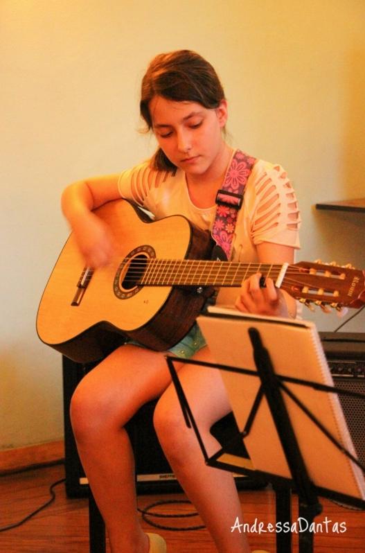 Curso de Violão na Casa Verde - Curso de Violão
