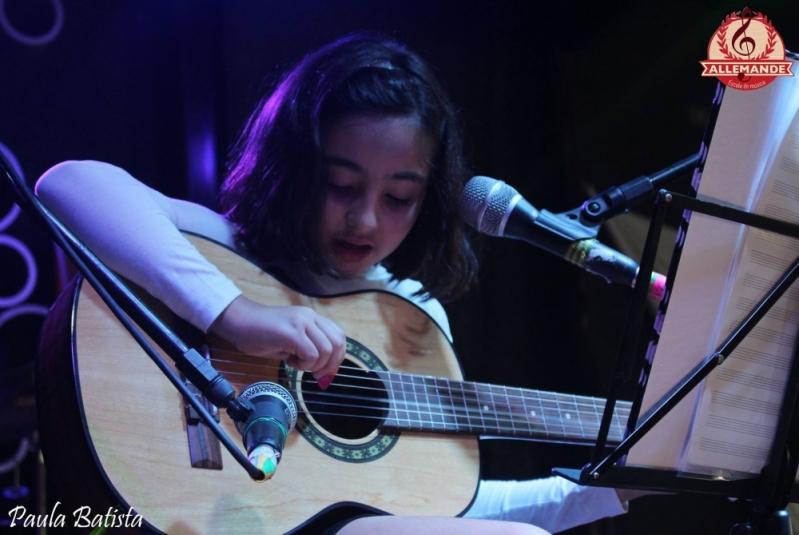 Curso de Violão Qual o Valor na Vila Medeiros - Escola de Violão