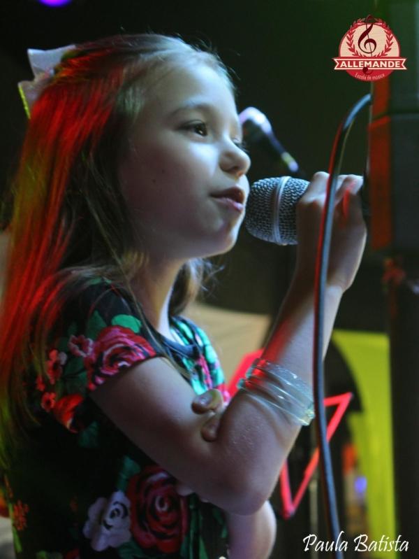 Escola de Aula de Canto Particular na Freguesia do Ó - Escola de Canto SP