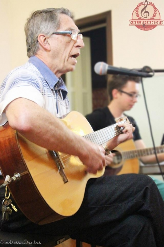 Escola de Canto na Casa Verde - Aula de Canto