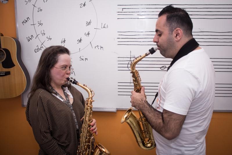 Escola de Musica Onde Tem no Tucuruvi - Escola de Musicas
