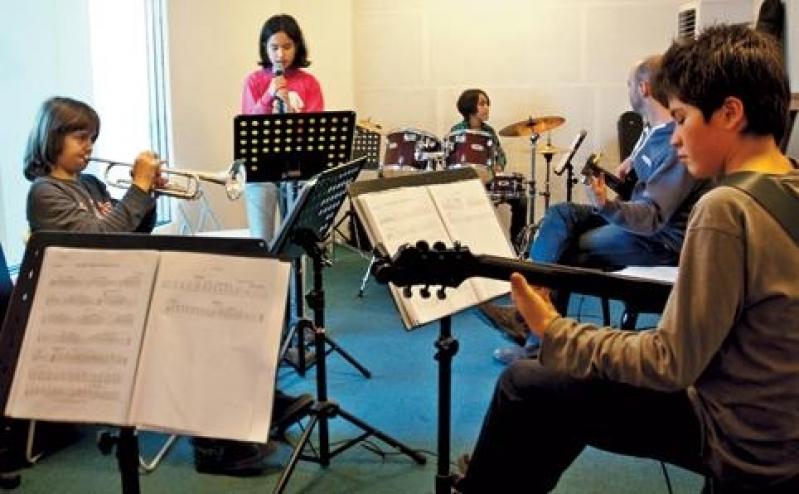 Escola de Musicas Preços em Jaçanã - Escola Particular de Música