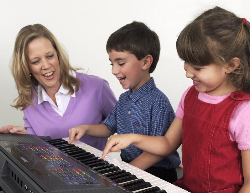 Escola de Musicas Valores no Mandaqui - Escola Particular de Música