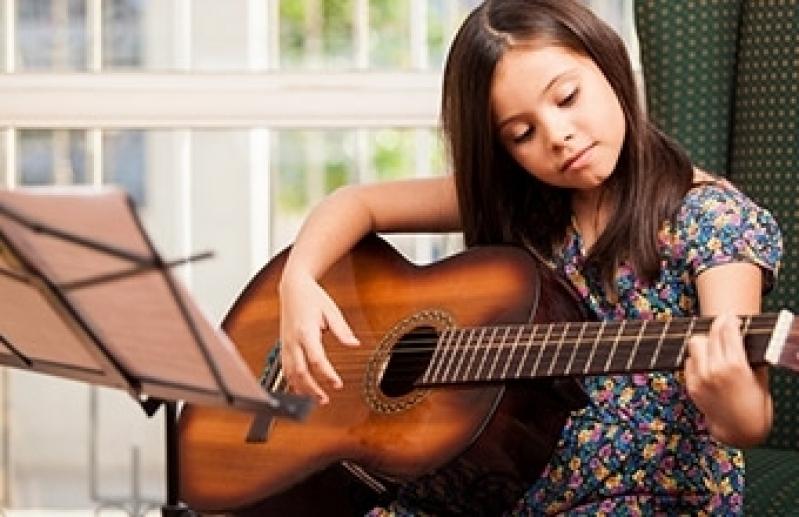 Escola de Violão para Crianças Pequenas Vila Gustavo - Escola de Violão para Crianças no Tucuruvi