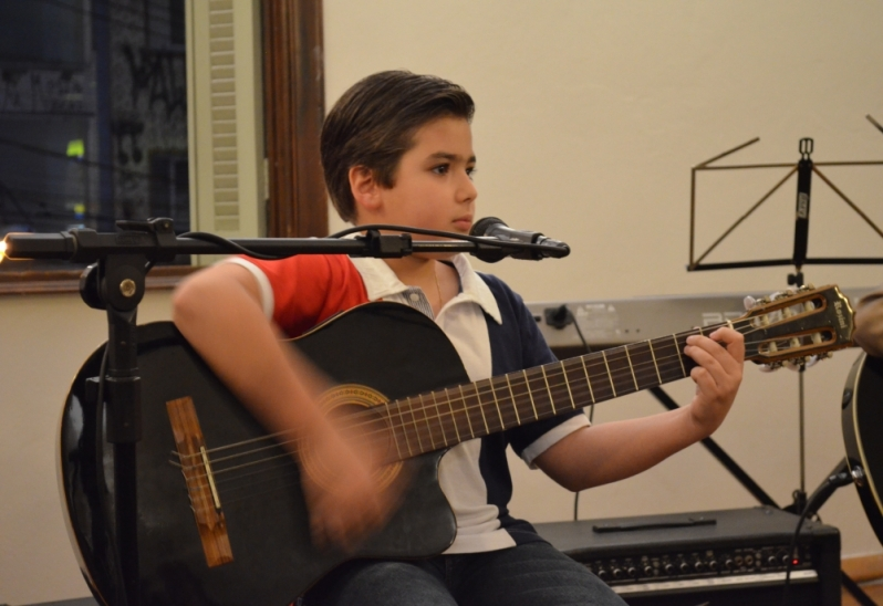 Escola para Aula de Canto no Tucuruvi - Aula de Canto Valor