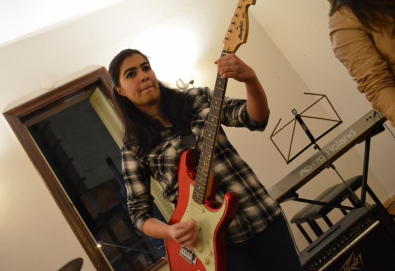 Escola para Aula Guitarra na Vila Gustavo - Aula de Guitarra no Carandiru