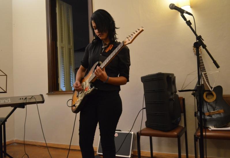 Escola para Aula Guitarra Onde Achar na Vila Medeiros - Escola de Guitarra