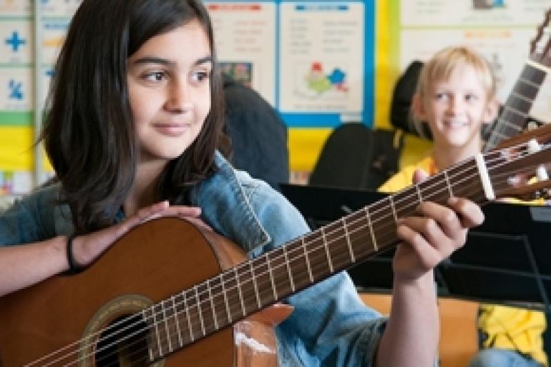 Escola para Dar Aula de Violão na Vila Gustavo - Aula de Violão Valor