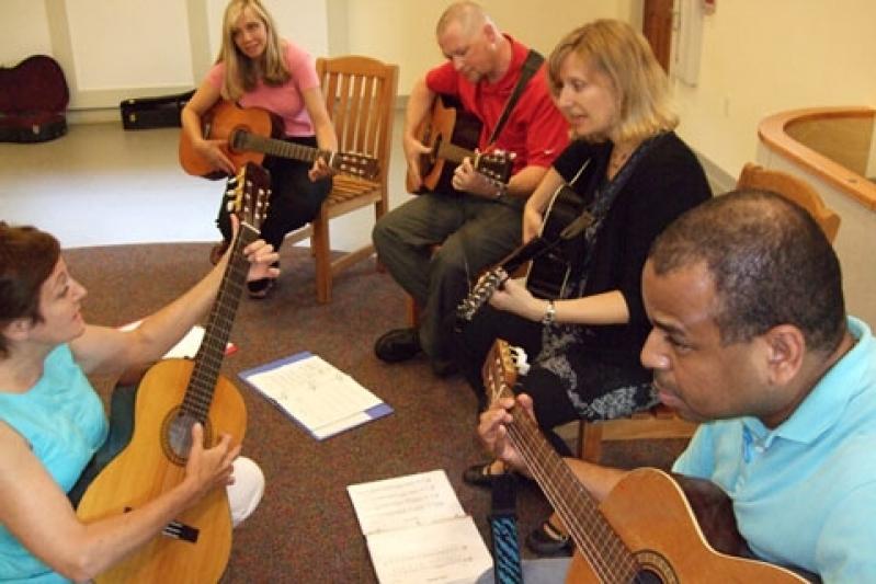 Escola Particular para Aula de Música na Vila Gustavo - Escola de Musica