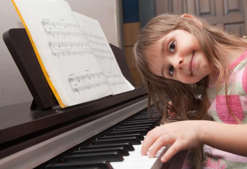 Onde Achar Aula de Piano Clássico no Tucuruvi - Aula de Piano Particular