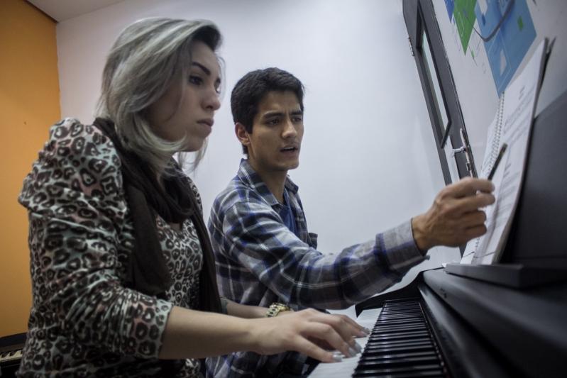 Onde Achar Aula de Piano na Freguesia do Ó - Aula de Piano Clássico