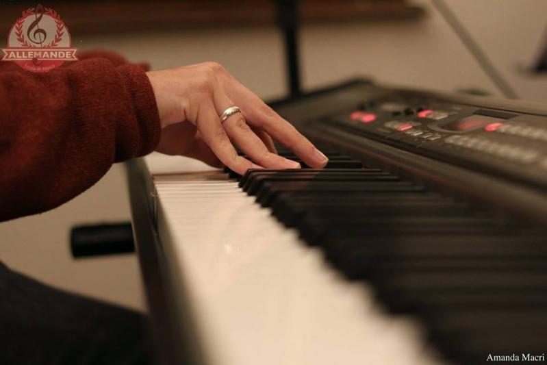 Onde Achar Aula de Piano para Iniciante na Casa Verde - Aula de Piano Intermediário