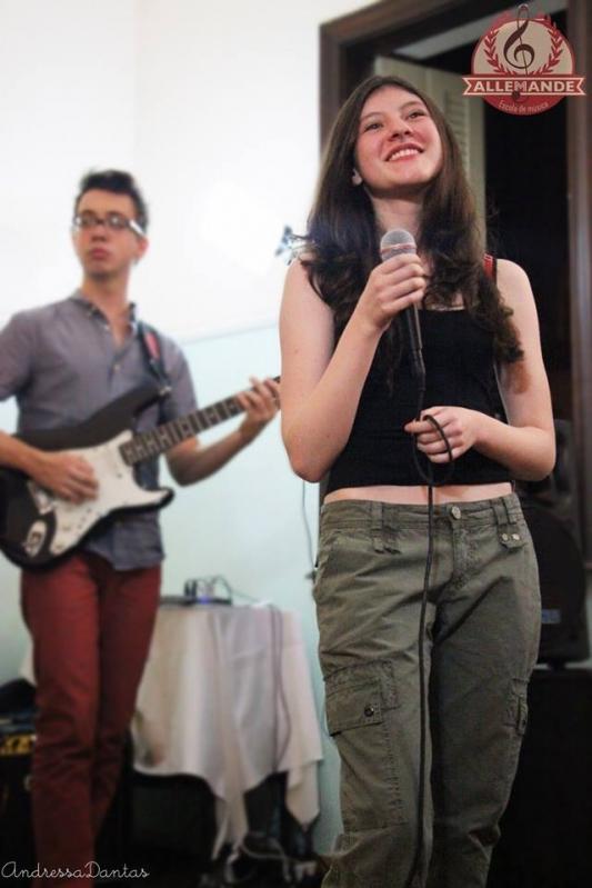 Onde Achar Escola de Canto na Vila Maria - Aula de Canto Preço