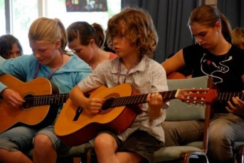 Onde Achar Escola Particular para Aula de Música no Mandaqui - Escola de Música em SP