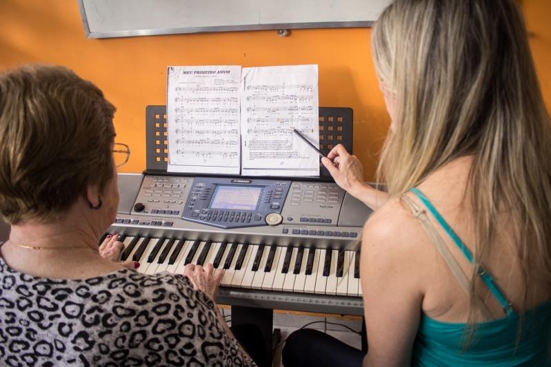 Onde Achar uma Aula de Piano no Jardim São Paulo - Aula de Piano em Santana