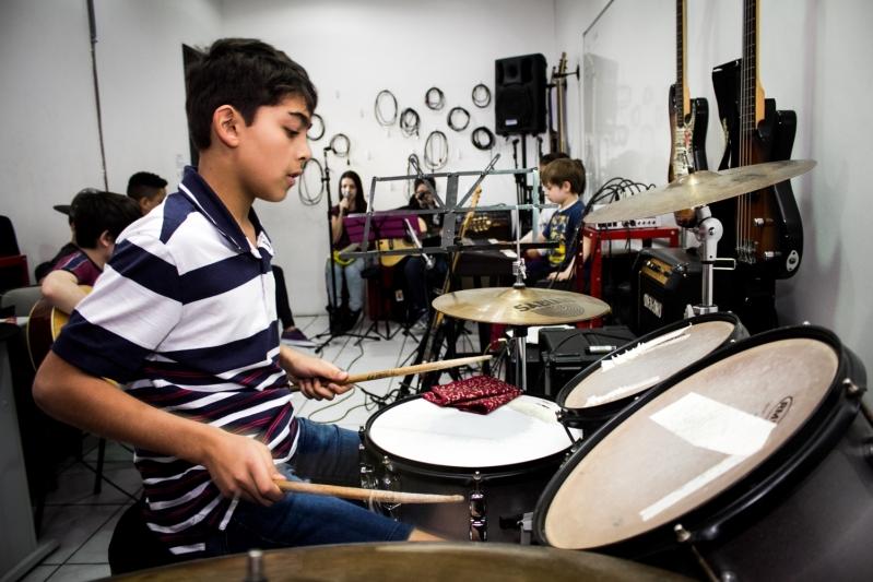 Onde Achar uma Escola de Musica na Casa Verde - Escola de Música SP