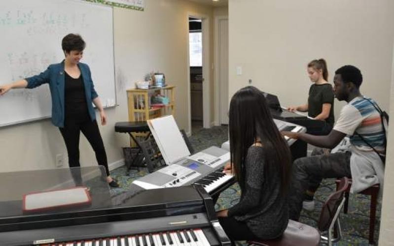 Onde Encontrar Aula de Piano Clássico em Santana - Aula de Piano
