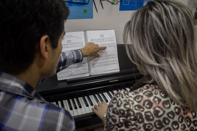 Onde Encontrar Aula de Piano na Lauzane Paulista - Aula de Piano Clássico