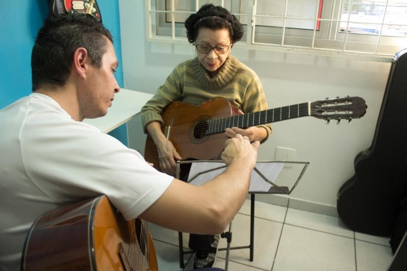 Onde Encontrar Aula de Violão  no Mandaqui - Aula de Violãoem Santana