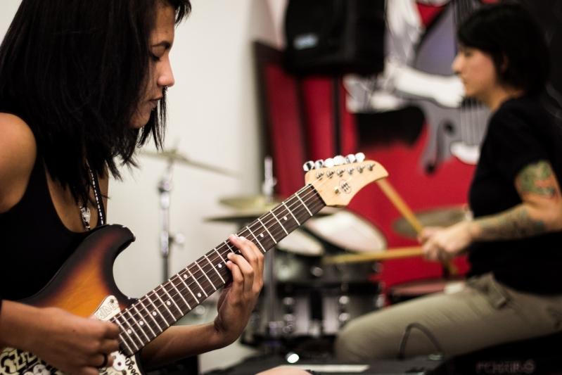 Onde Encontrar Escola de Musica em Cachoeirinha - Escola de Música em Santana