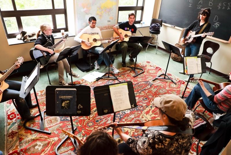 Onde Encontrar Escola Particular para Aula de Música em Cachoeirinha - Escola de Música em SP