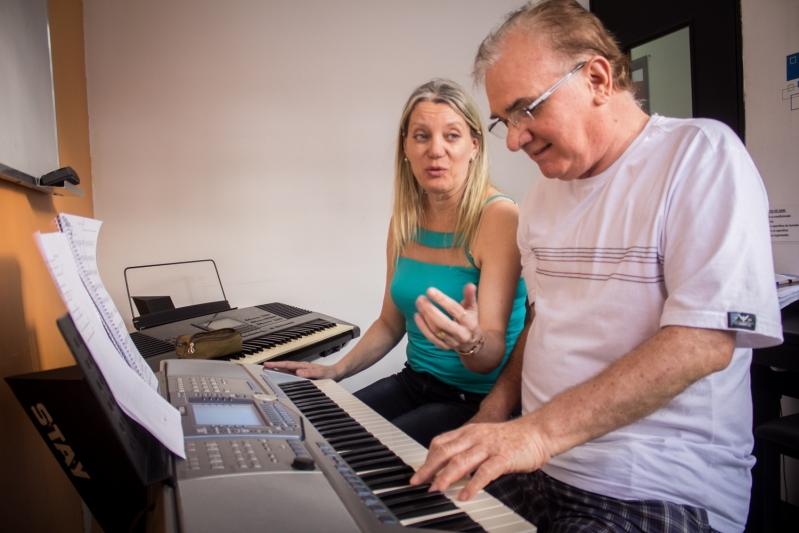 Onde Encontrar uma Aula de Piano no Imirim - Aula de Piano em Santana