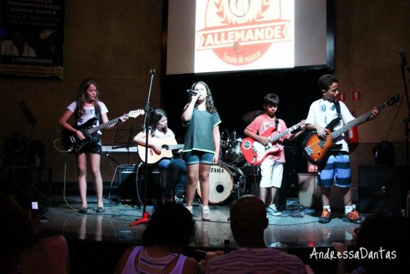 Onde Encontrar uma Escola de Musica para Aula Particular em Santana - Escola de Música no Carandiru