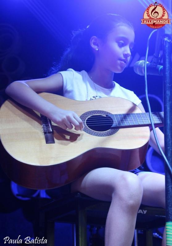 Onde Encontrar uma Escola de Violão na Lauzane Paulista - Escola de Violão