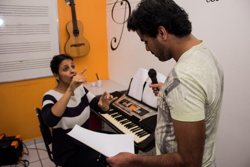 Onde Fazer Aula de Canto na Lauzane Paulista - Aula de Canto no Carandiru