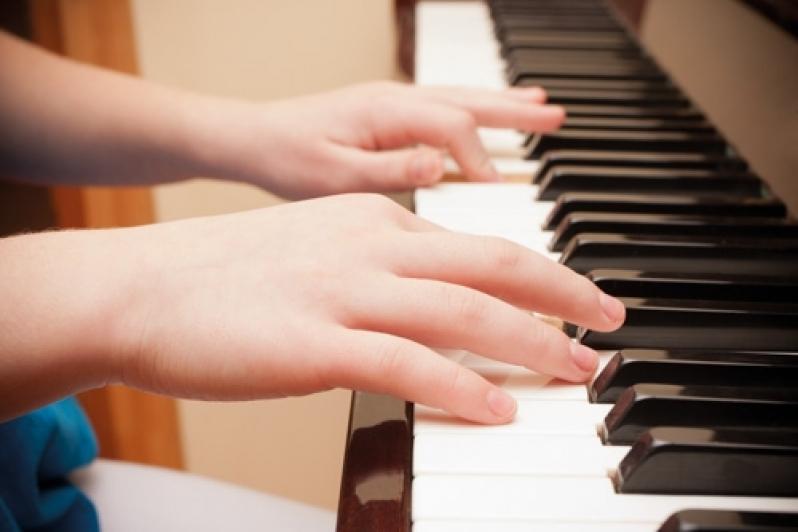 Onde Fazer Aula de Piano Clássico na Vila Maria - Aula de Piano Iniciante