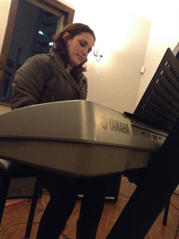 Onde Fazer Aula de Piano para Iniciante na Vila Maria - Aula de Piano Intermediário