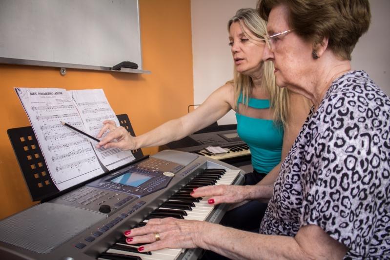 Onde Fazer uma Aula de Piano no Jaraguá - Aula de Piano em Santana