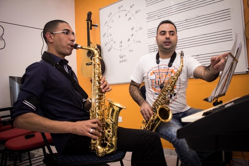 Onde Localizar Escola de Musica  em Jaçanã - Escola de Musicas