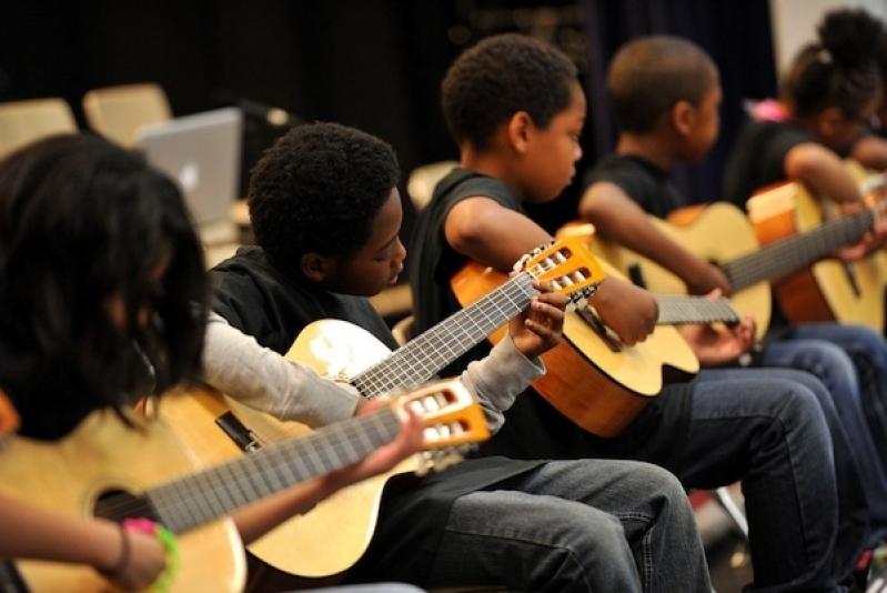 Onde Localizar Escola de Musicas em Brasilândia - Escola Particular de Música