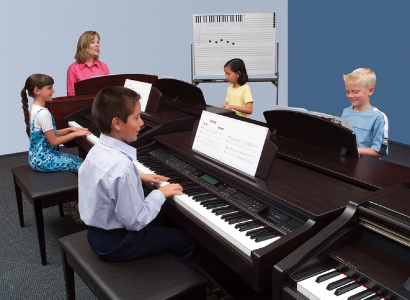 Onde Localizar Escola Particular para Aula de Música no Mandaqui - Escola de Musica