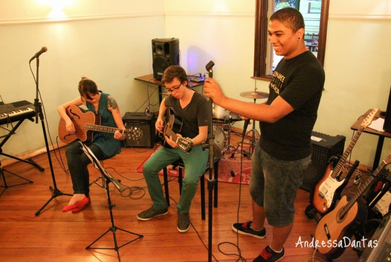 Onde Localizar uma Escola de Musica em Cachoeirinha - Escola de Música no Tucuruvi