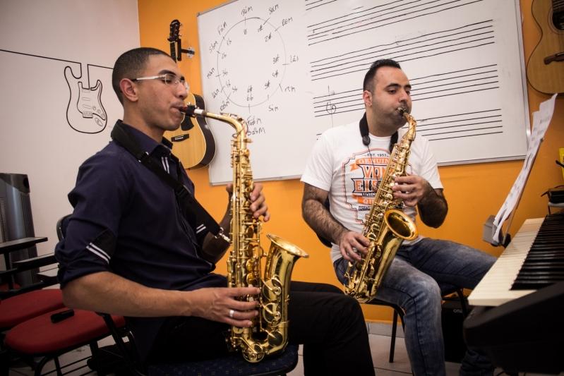 Onde Localizar uma Escola de Musica  no Tucuruvi - Escola de Musicas